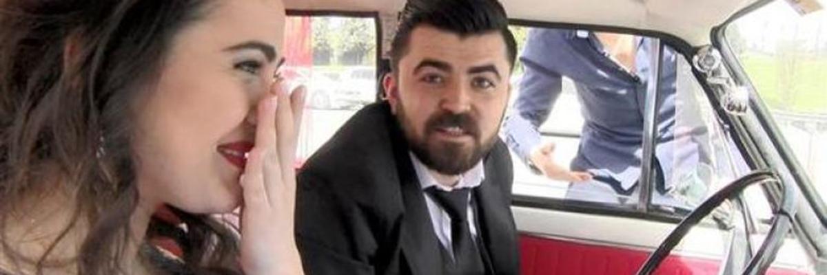 """بالصور.. شرطة اسطنبول تفاجئ موكب عرس بـ""""اطنان"""" من المخالفات"""