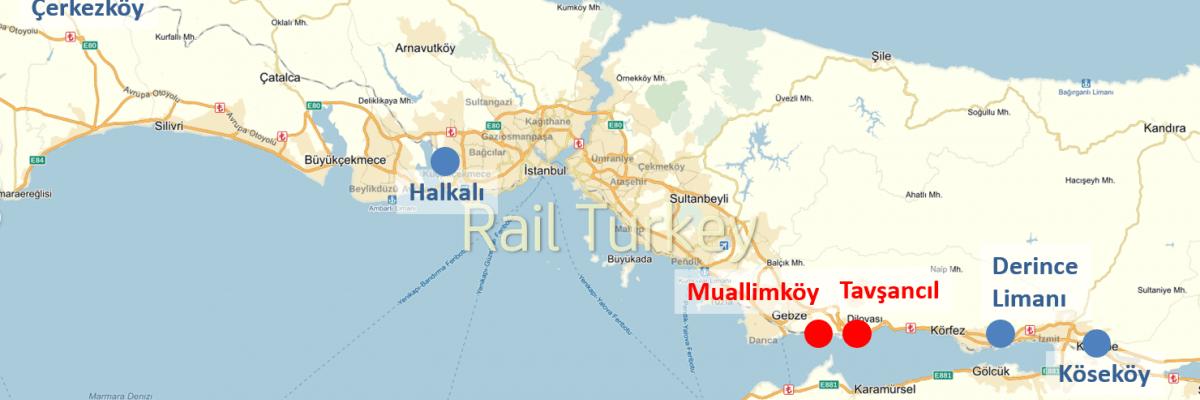 مترو اسطنبول الجديد سيحمل مليون مسافر يومياً.. تعرف على المحطات
