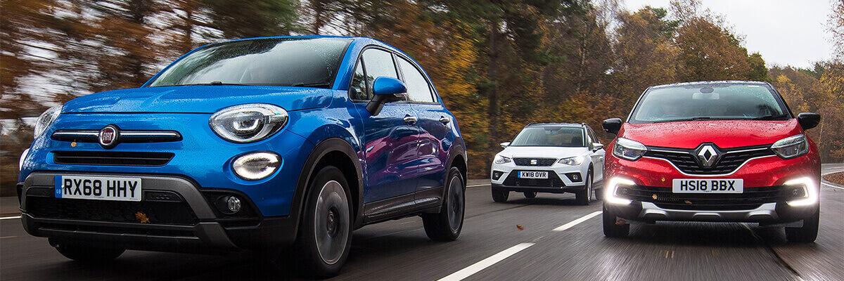 رينو وفيات تطلقان سيارتيهما الجديدتين المصنعتين في تركيا بمعرض جنيف الدولي