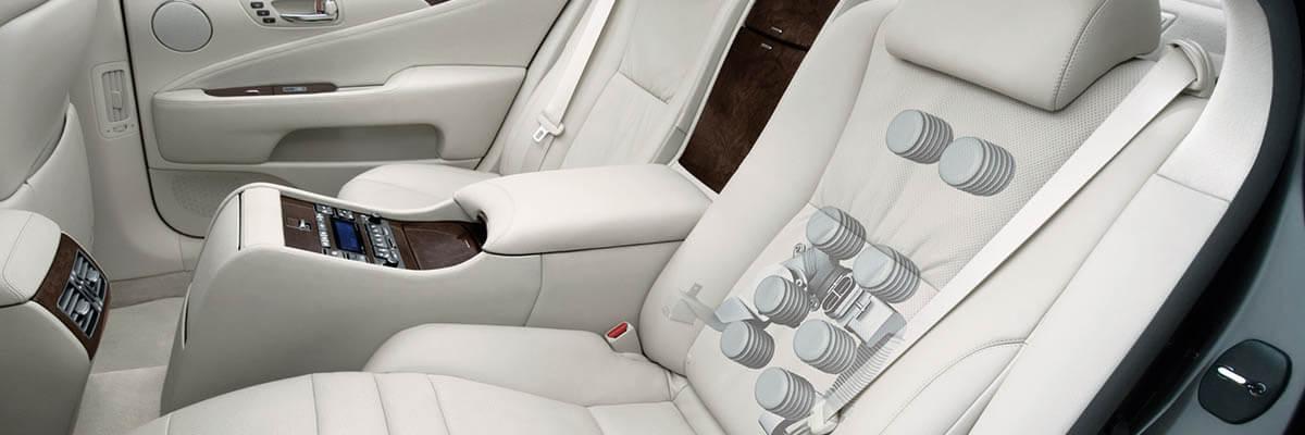 مقاعد السيارة.. أي منها هو الأكثرها أمانا وأكثرها خطرا؟